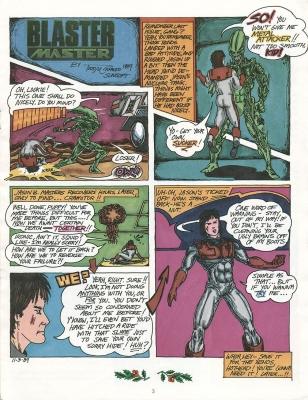 Blaster Master comic (3)