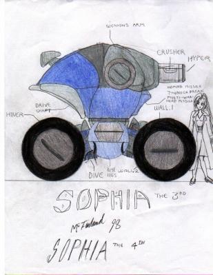 Sophia and Friend